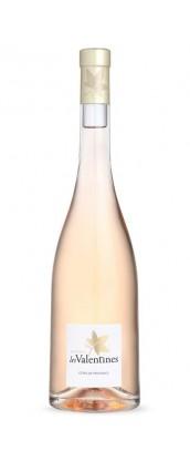 Les Valentines cuvée Château - vin rosé