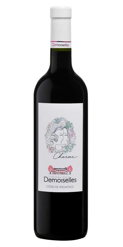 Château des demoiselles cuvée Charme des demoiselles - vin rouge