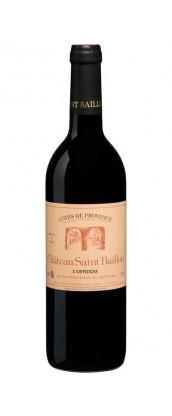 Château Saint Baillon - cuvée L'Oppidum - vin rouge
