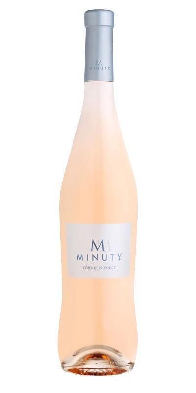 1 Magnum M de Minuty - Vin rosé