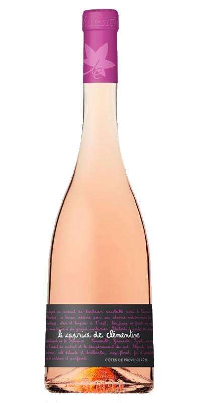 Les Valentines cuvée Caprice de Clémentine - vin rosé