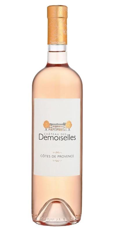 Château des demoiselles - vin rosé