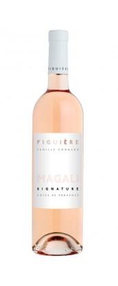 Figuière cuvée Signature Magali - vin rosé