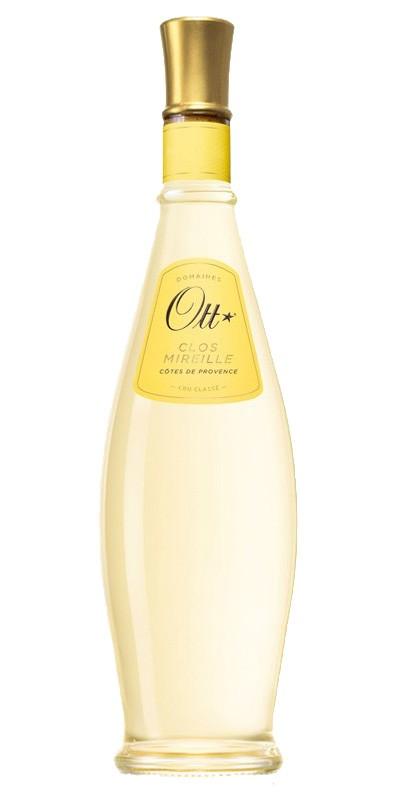 1 Jeroboam Domaines Ott - Clos Mireille - Blanc de blancs - vin blanc