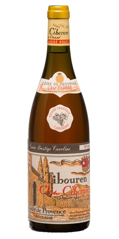 Clos Cibonne cuvée Prestige Caroline - vin rosé