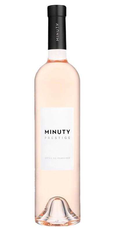 1 Magnum Minuty cuvée Prestige - Vin rosé