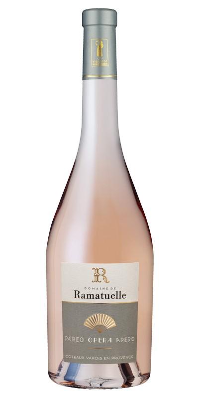 Domaine de Ramatuelle - cuvée Opéra - Vin rosé 2020