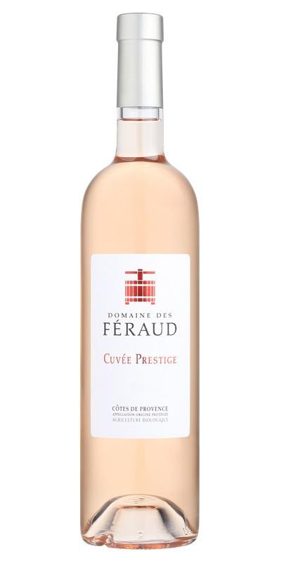 Domaine des Feraud - Cuvée Prestige - vin rosé 2020