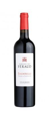Domaine des Feraud - Cuvée Essentielle - Vin rouge 2017