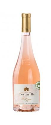 Château de l'Escarelle - cuvée Les deux Anges - vin rosé