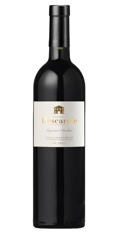 Château de l'Escarelle - cuvée Château - vin rouge 2016