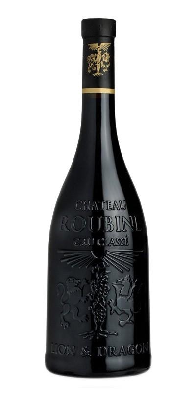 Château Roubine - cuvée Lion et Dragon - vin rouge