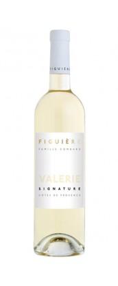 Figuière cuvée Signatures Valérie - vin blanc