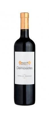 Château des demoiselles - vin rouge