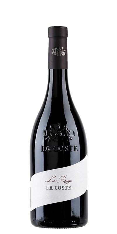 La Coste - Le Rouge - vin rouge