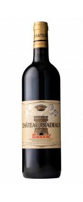 Château Pradeaux - vin rouge
