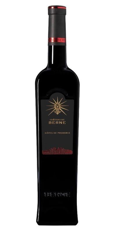 Château de Berne - vin rouge 2016