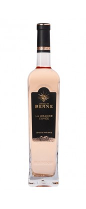 Château de Berne - La Grande Cuvée - vin Rosé