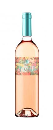 Le Comptoir des vins de Flassans - Cuvée Passion - vin rosé