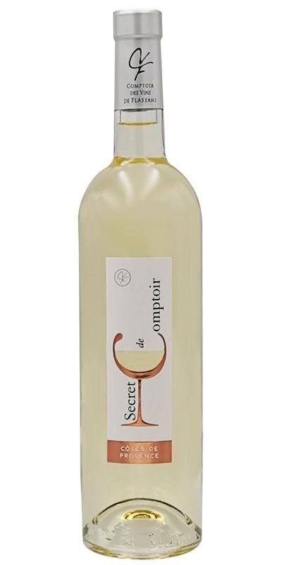 Le Comptoir des vins de Flassans - Cuvée Secret de Comptoir - vin blanc