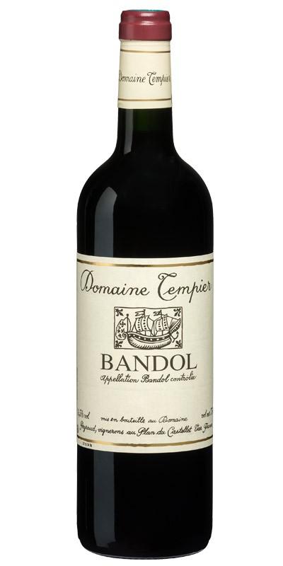 Domaine Tempier - vin rouge 2018