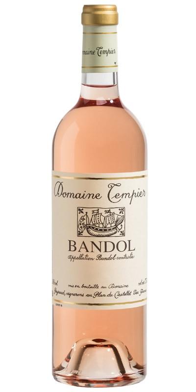 Domaine Tempier - vin rosé 2020