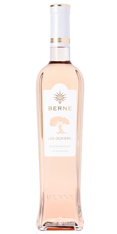 Berne - cuvée Les Oliviers - vin rosé