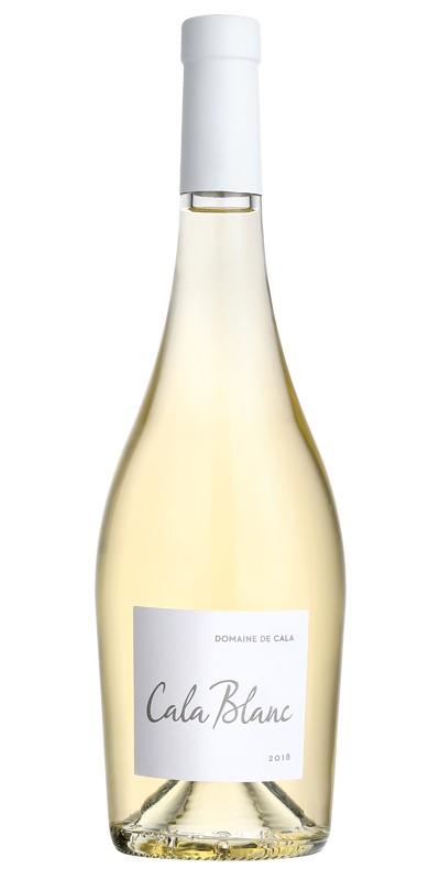 Domaine de Cala - cuvée Classic - vin blanc 2019