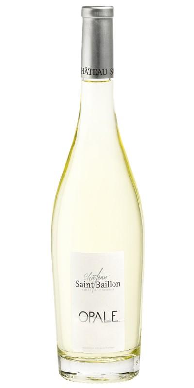 Château Saint Baillon - cuvée Opale - vin blanc