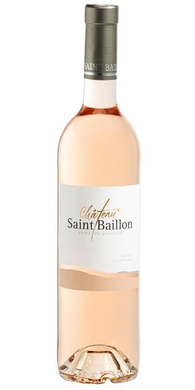 Château Saint Baillon - cuvée Château - vin rosé