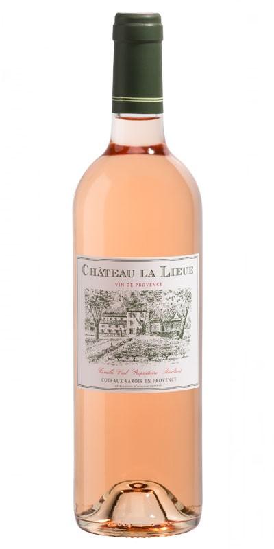 Château La Lieue vin rosé