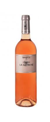 Domaine La Suffrene - vin Bandol rosé