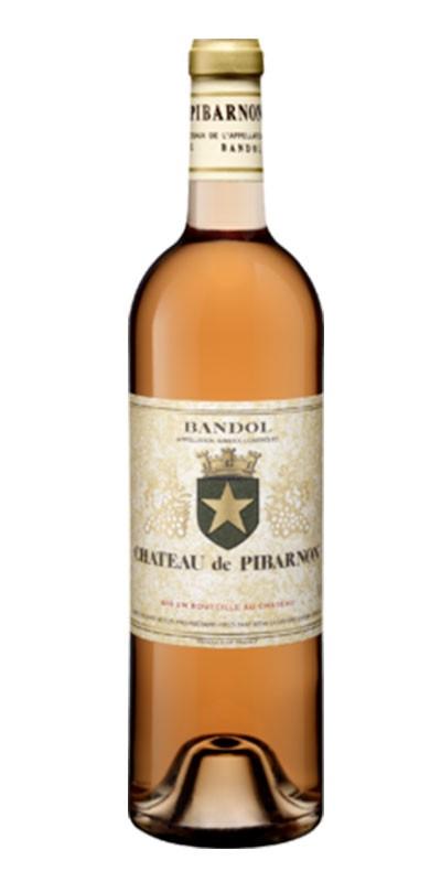 Château de Pibarnon - Bandol - vin rosé 2018