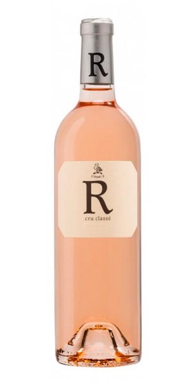 Domaine de Rimauresq - cuvée R - vin rosé