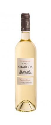 Château des Chaberts Prestige - vin blanc 2016