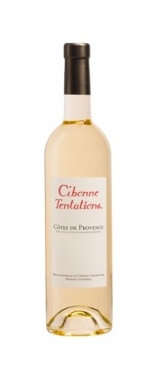 Cibonne Tentations - vin blanc 2016