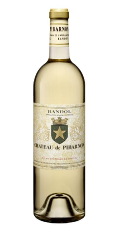 Château de Pibarnon - Bandol - vin blanc 2016