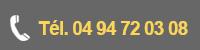 Contactez-nous au 04 94 72 03 08