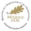 Médaille Or - Concours Général Agricole Paris