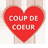 Médaille Coup de coeur